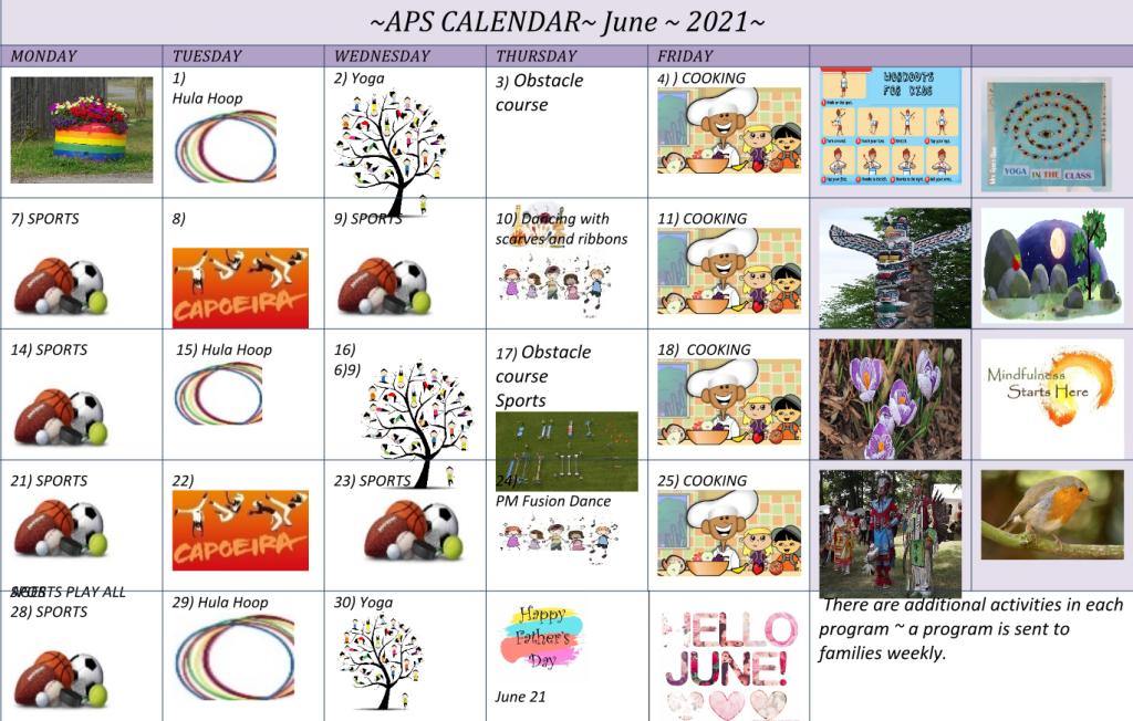 APS June 2021